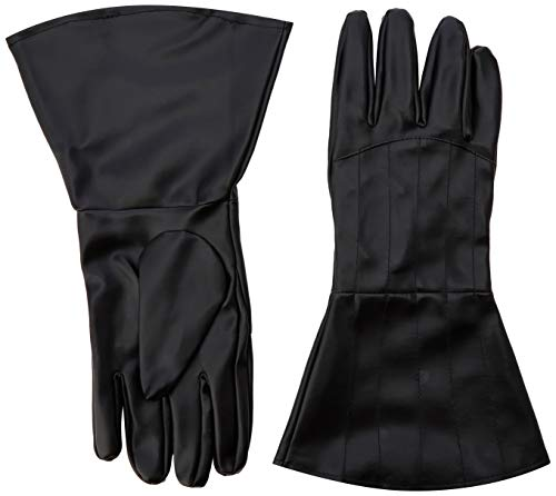 (Star Wars Darth Vader Gloves, Black,)