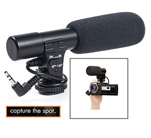 New Mini Professional Condenser Microphone for Canon for sale  Delivered anywhere in USA
