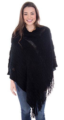Simplicity Batwing Knitted Pullover Sweater