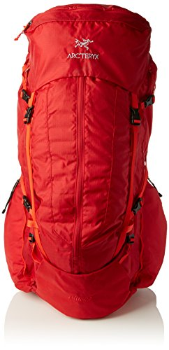 Arc'teryx Altra 65 Backpack - Men's Diablo Red...