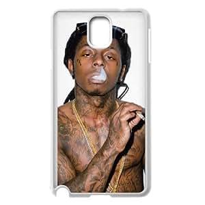 Samsung Galaxy Note 3 Cell Phone Case White Lil Wayne Hniyr
