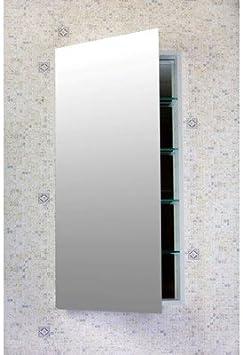 Amazon Com Contemporary 20 X 30 Medicine Cabinet Home Improvement