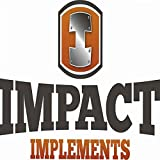"MotoAlliance Impact Implements Pro 3-Position Blade w/Box Ends for ATV/UTV with 2"" Receivers"