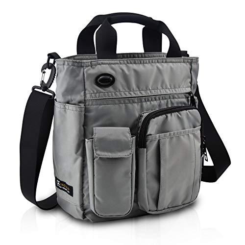 AMJ Small Messenger Bag for Men   Women Multifunctional Crossbody Bag  Shoulder Bag f6a62552043c6
