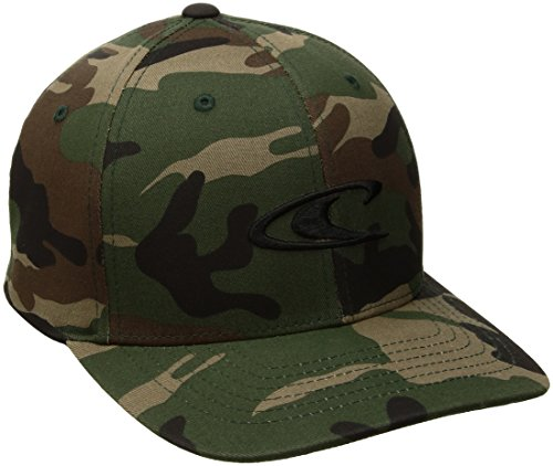 Flex Fit Camouflage Cap - 3