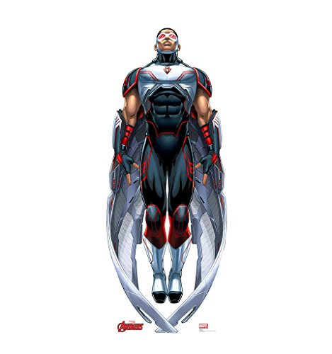 Falcon - Marvel's Avengers Animated - Advanced Graphics Life Size Cardboard Standup