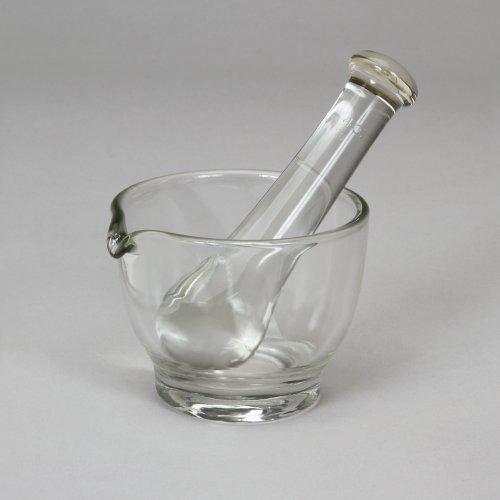 Mortar Pestle Glass 4 oz product image