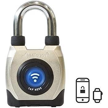Zerodis Keyless Smart Padlock Wireless Bluetooth Anti-Theft