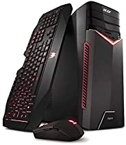 Desktop Gamer, Acer Aspire GX-783-BR11, Intel Core i5, 8GB RAM, 1TB HD, HD NVIDIA GeForce GTX 1050Ti, Windows 10