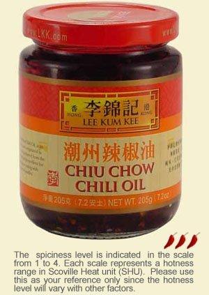 chili garlic sauce lee kum kee - 7