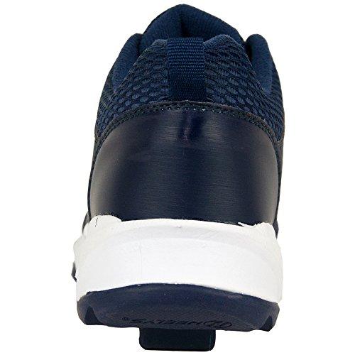 Heelys HIGHTAIL 2016 black/camo Azul marino/Blanco