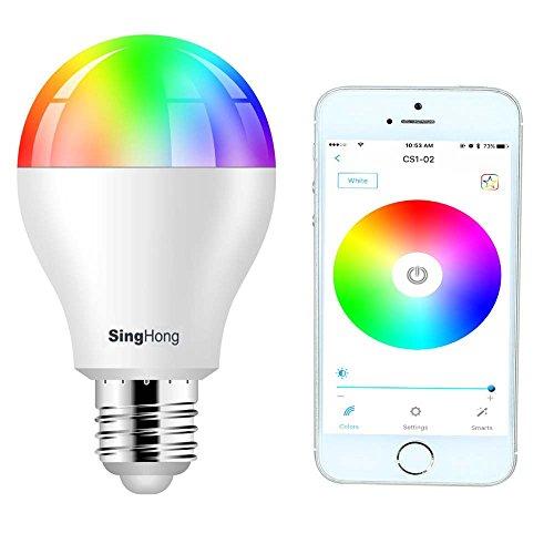 lumen led color smart bulb - 6