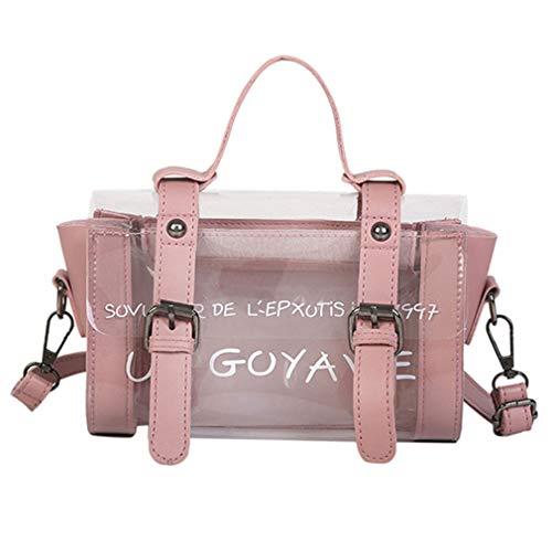 Pink pour gelée à bandoulière à Sacs à bandoulière Pink Sac Femme anzCqUx