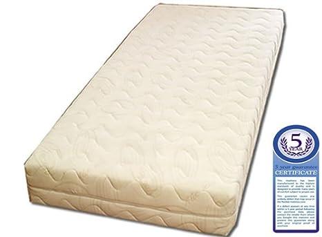 Creating Comfort 20 cm (8in) colchón viscoelástico armonía de 500 – Doble 4