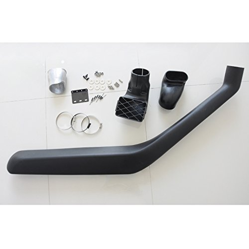 Wotefusi Plastic Rolling Mold Car Air Ram Intake Snorkel Kit Set for Ford Ranger 3.0L I4 Diesel