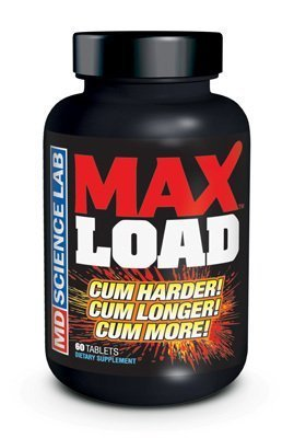 Max Load 60 Cnt Bottle by M.D. Science Lab