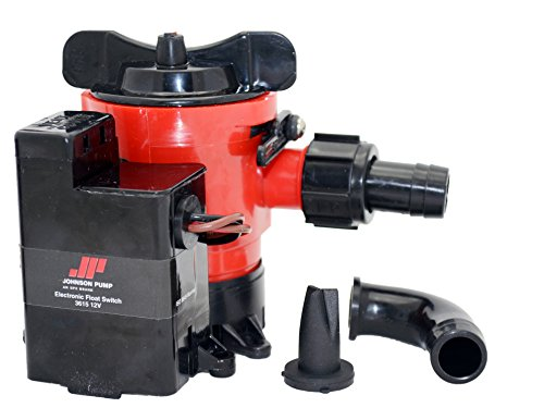Auto Mayfair - Johnson Pump Cartridge Combo Bilge Pump 1000GPH, 12V