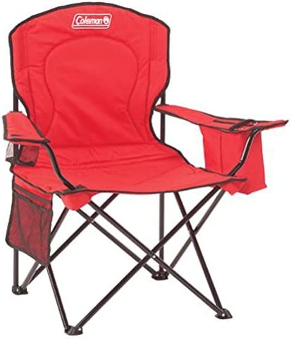 Coleman Portable Camping Chair Cooler