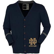 NCAA mens Button Up Cardigan
