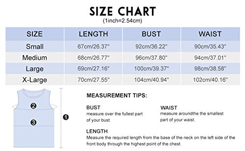 HDLTE Women Leopard Front Pocket Tank Top Sleeveless Sexy V Neck Muscle Yoga T Shirt (Yellow, S)