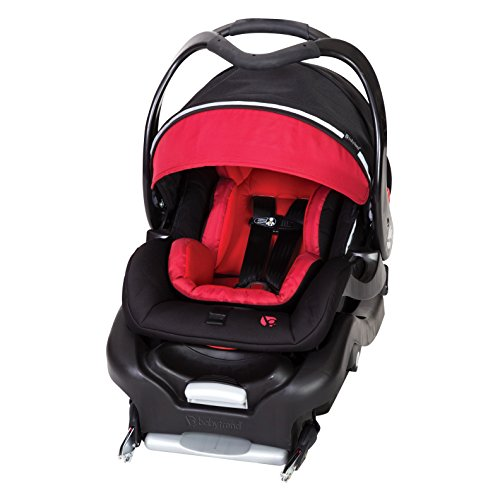 Baby Trend Secure Snap Tech 32 Infant Car Seat, Ultra Red
