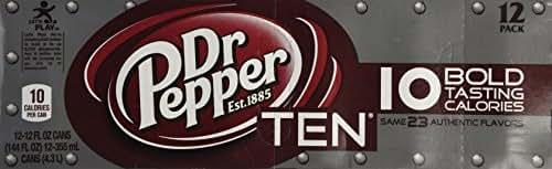 Soft Drinks: Dr Pepper Ten