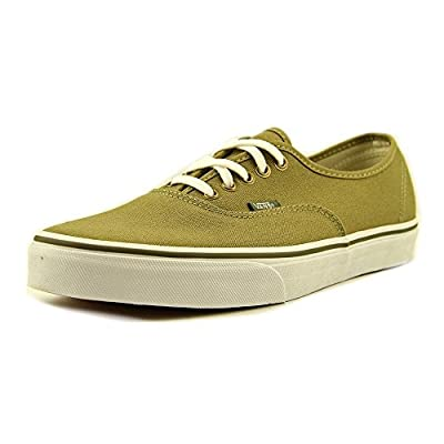 Vans Unisex Authentic Rivet Sneakers elmwoodtruewhite M11 W12.5