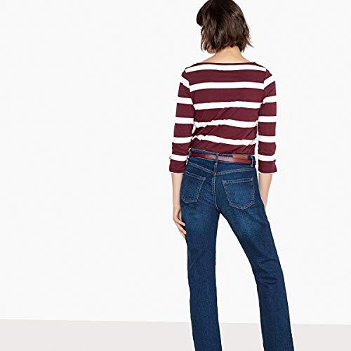 Redoute La Straight Grezzo Jeans Collections Donna Tasche 5 L32 1FFvqdw