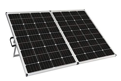 - Zamp Solar 230-Watt Portable Solar Kit USP1004