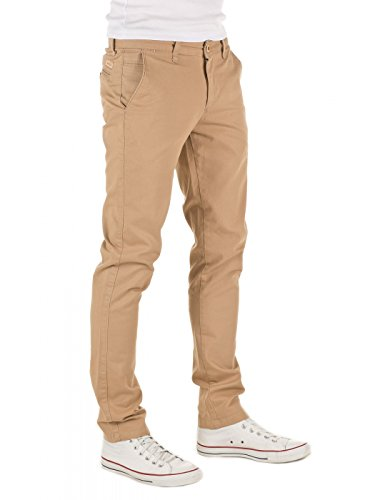 beige Hombre Slim 1319 Wotega Chino Adriano Beige Pantalones Para Amphora Designer Wq8Z8nBwY