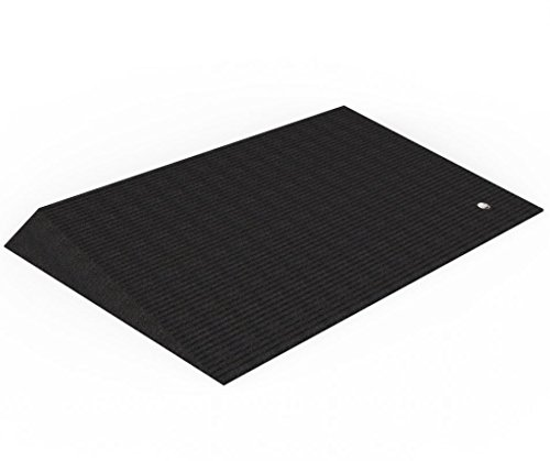 Threshold Ramps Rubber Portable Ramp-21/2''