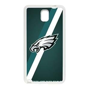 Philadelphia Eagles Custom Case for Samsung Galaxy Note 3 (Laser Technology)