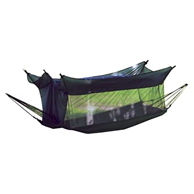Texsport Wilderness Hammock with Mosquito Netting: Sports & Outdoors