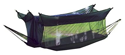 Texsport Wilderness Hammock with Mosquito Netting ,