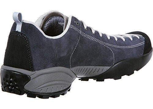 Scarpa Mojito Grigio Uomini Sneaker Scarpa Casuale Ferro Degli Di 88xBUO