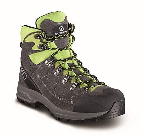 green titanium Kailash Wanderschuhe Trek GTX Scarpa Schuhe Trekkingschuhe Herren acid wBqAaA