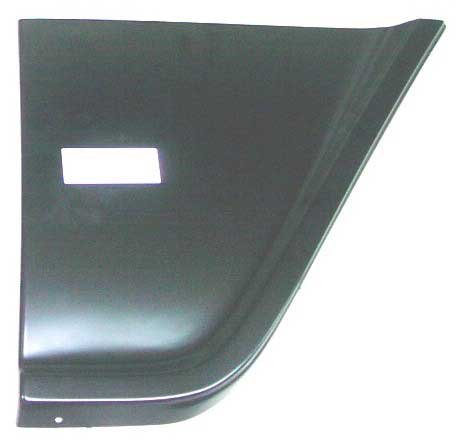 Lower Rear Fender Repair Panel - RH - 55-57 Chevy GMC Truck (Rear 57 Chevy 56 Chevrolet)