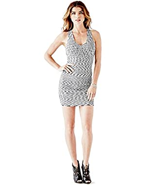 Guess Mirage Cross Back Dress