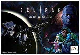 Eclipse Juego de Mesa , Juguete Juego A Partir de 10 Años: Amazon ...