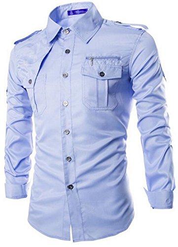 army dress blue epaulets - 2