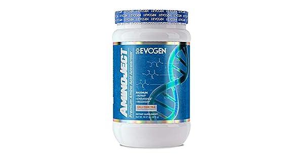 Amazon.com: evogen aminoject | BCAA, glutamina, & citrulline ...