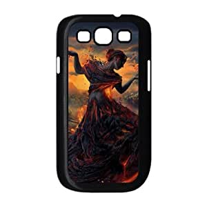 Ancient Dragon Samsung Galaxy S3 9 Cell Phone Case Black Phone Accessories VRK96743
