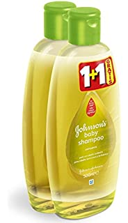 Johnsons baby - Champú Camomila 500 ml, Promo 2x1