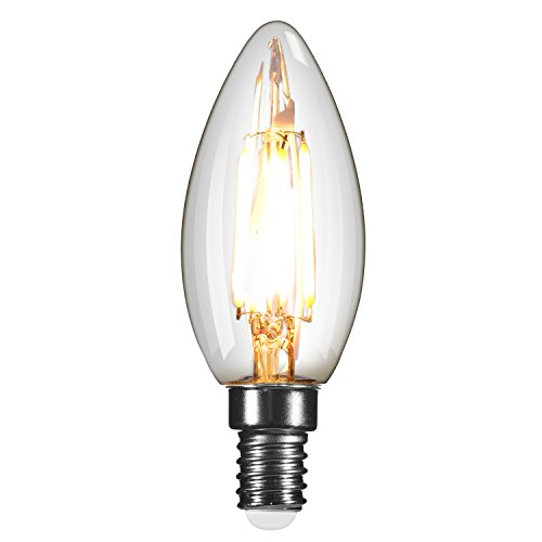 6-PACKS 6W Edison Highlighted Energy-Saving Retro LED Light Bulb Imitation Tungsten Light Bulb,Candle Light Bulb,E26