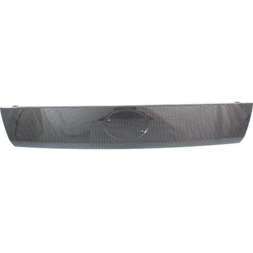 Perfect Fit Group REPT580709 - Tc Trunk Lid Molding, Fiber Carbon, Hatchdoor Handle Garnish, W/O Power Opener, W/ Emblem