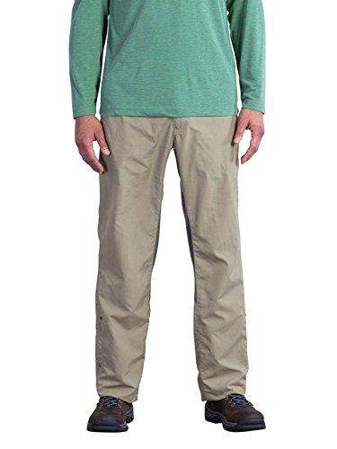 ExOfficio Men's BugsAway Sandfly Pants - Short Length, Walnut, 40