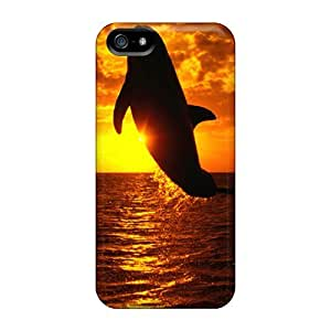New Premium For SamSung Note 4 Phone Case Cover Dolphin Protective