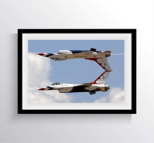 F-16 Air Force Fighter Jet Photo Mural - Photography Art 17