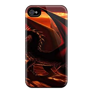 ZiQ28052OKzW AlexandraWiebe Dragon N Sunset Feeling Iphone 6 On Your Style Birthday Gift Covers Cases