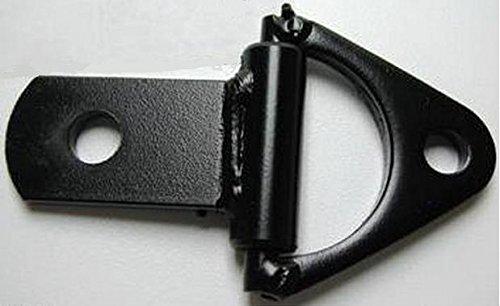 Sports Parts Inc SM-12017 Universal Swivel Sleigh Hitch